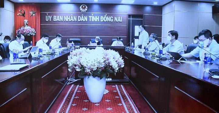 Phó Thủ tướng Vũ Đức Đam: Ngăn chặn không để dịch COVID-19 xâm nhập Đồng Nai-2