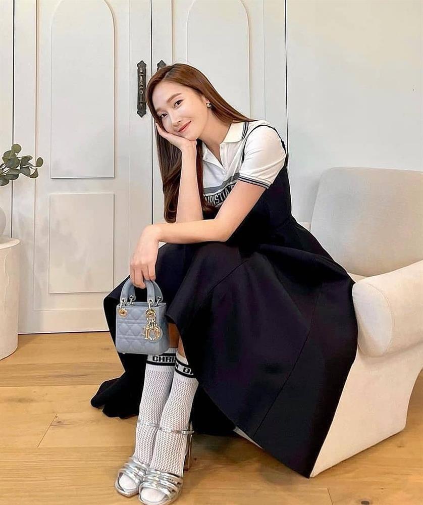 Mix túi tí hon 80 triệu: Ji Soo, Jessica chảnh hết cỡ - Suzy nhợt nhạt kém sắc-7