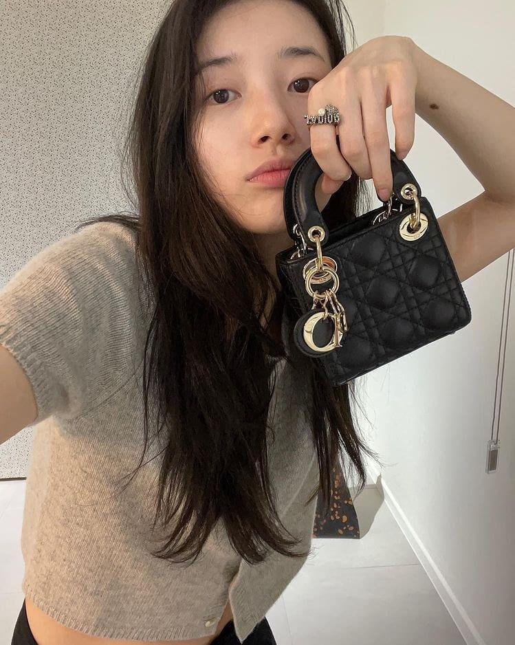 Mix túi tí hon 80 triệu: Ji Soo, Jessica chảnh hết cỡ - Suzy nhợt nhạt kém sắc-6