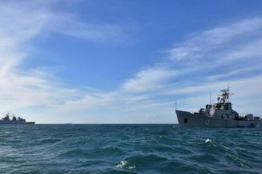 Ấn Độ quan tâm việc duy trì hòa bình, ổn định, tự do hàng hải và hàng không ở Biển Đông phù hợp luật pháp quốc tế. (Nguồn: News 18)