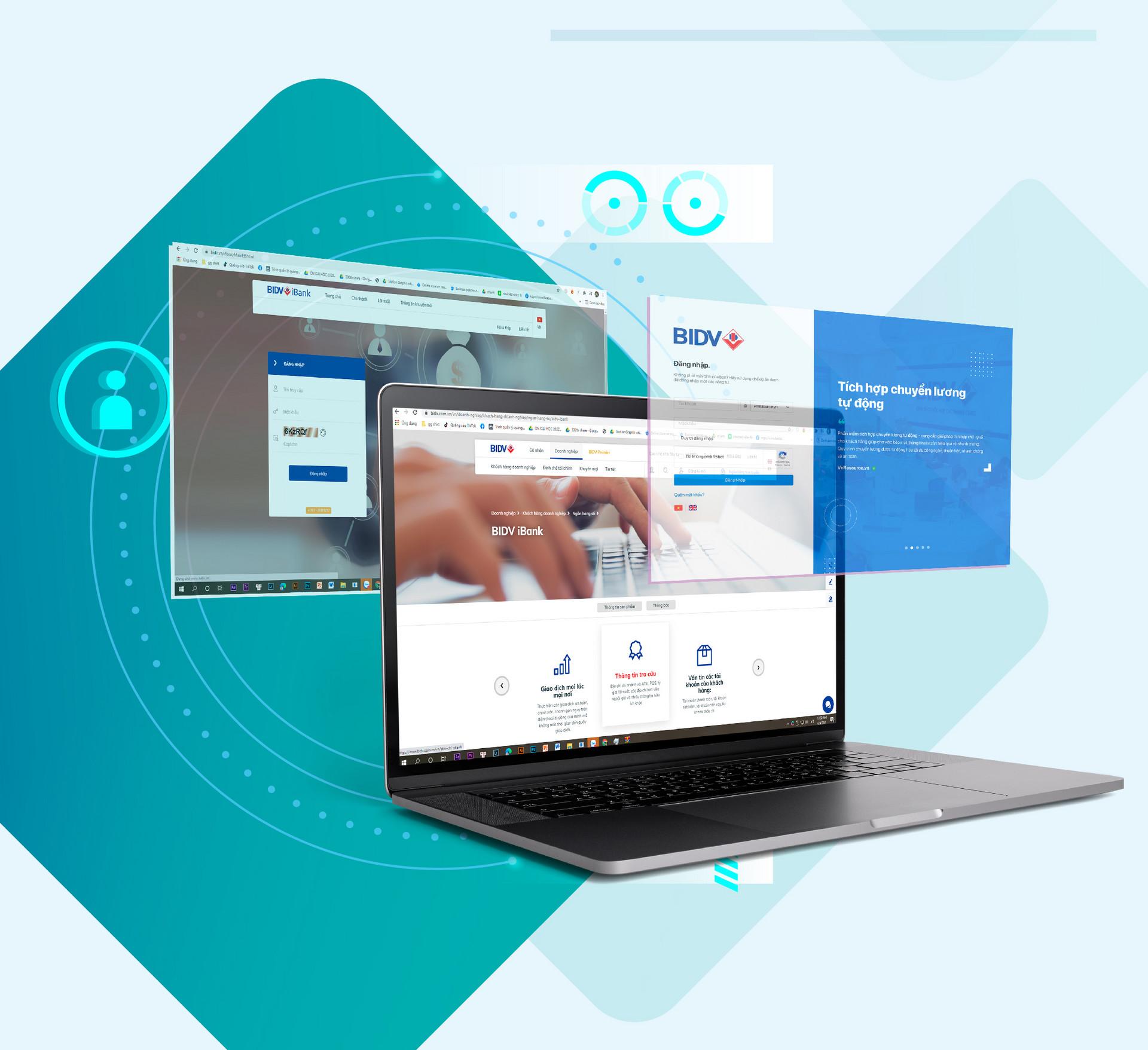 BIDV - ERP Connection: Giải pháp hỗ trợ doanh nghiệp chuyển đổi số hiệu quả - 1