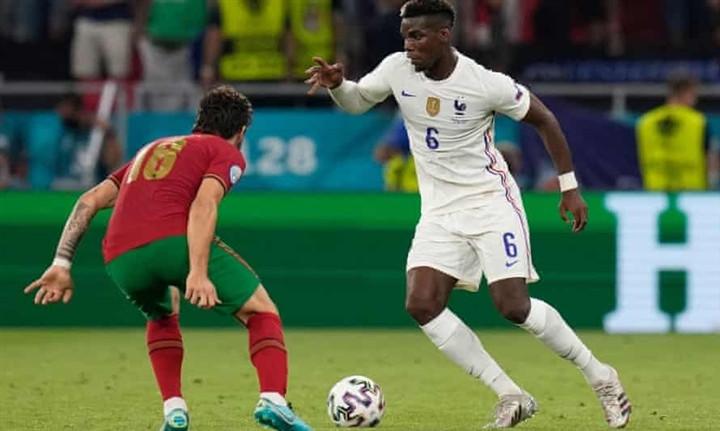 Paul Pogba: Giúp tuyển Pháp thăng hoa ở EURO 2020, quên nỗi buồn Man Utd-2