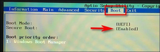 Sửa lỗi Máy tính không thể chạy Windows 11-9