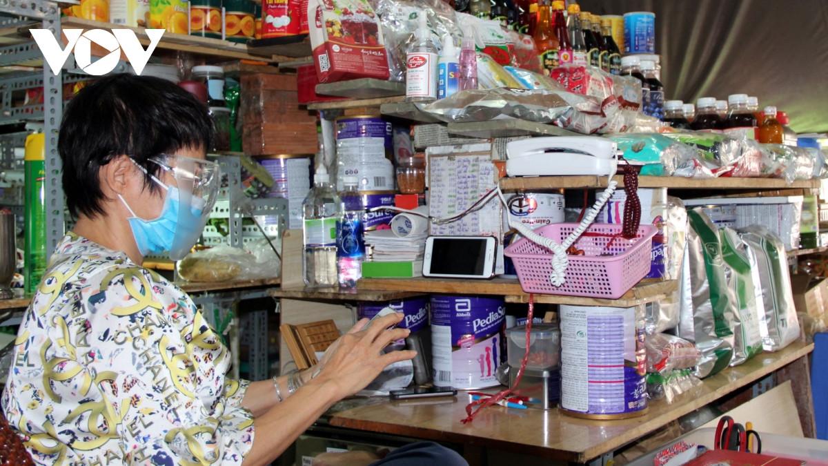Bán hàng online giúp tiểu thương chợ truyền thống ổn định trongdịch bệnh-2