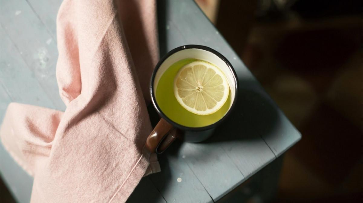 10 lợi ích sức khỏe tuyệt vời khi kết hợp trà xanh với chanh-1