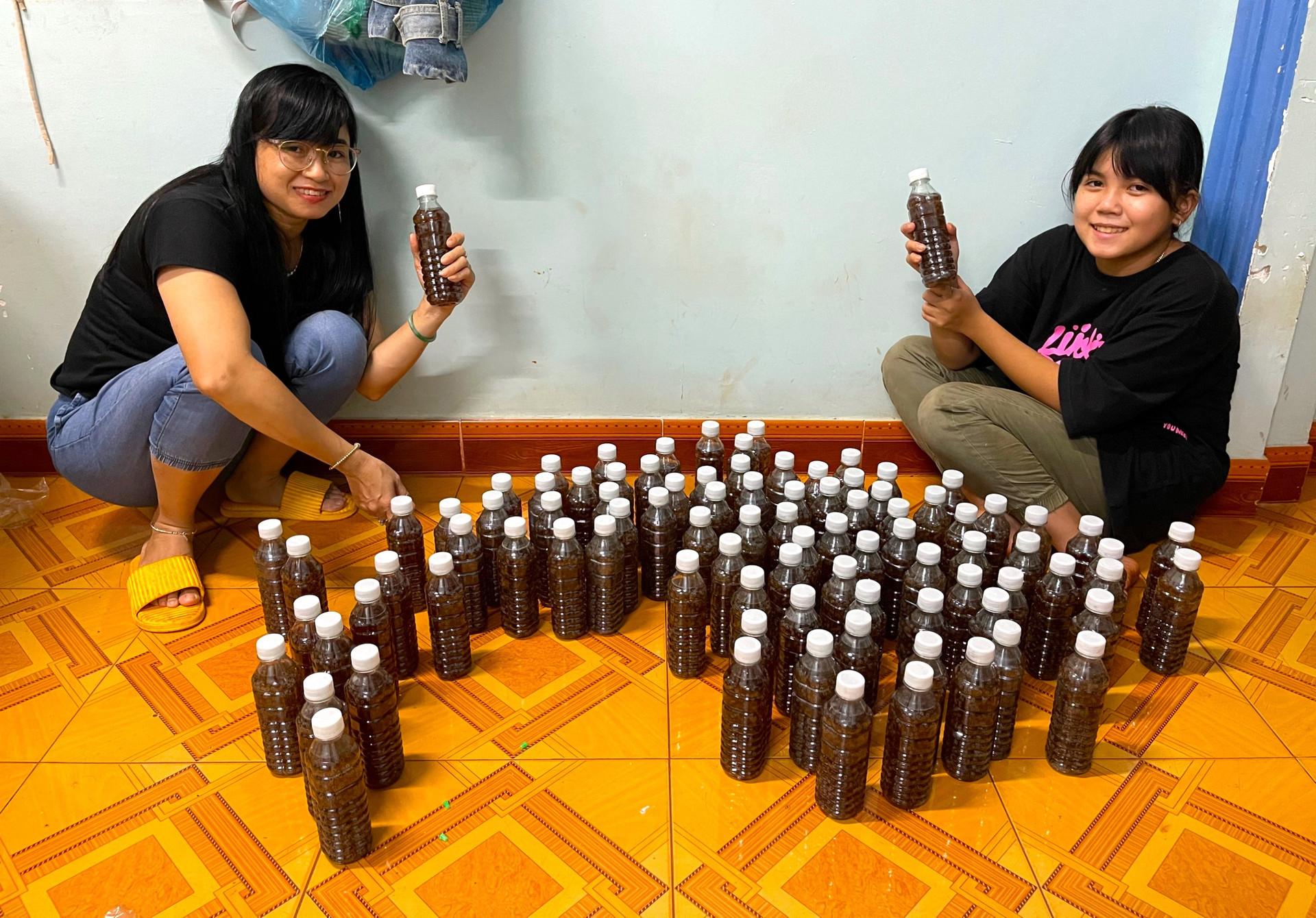 Thanh niên Bình Phước làm những món ăn dân dã tiếp sức lực lượng chống dịch-6