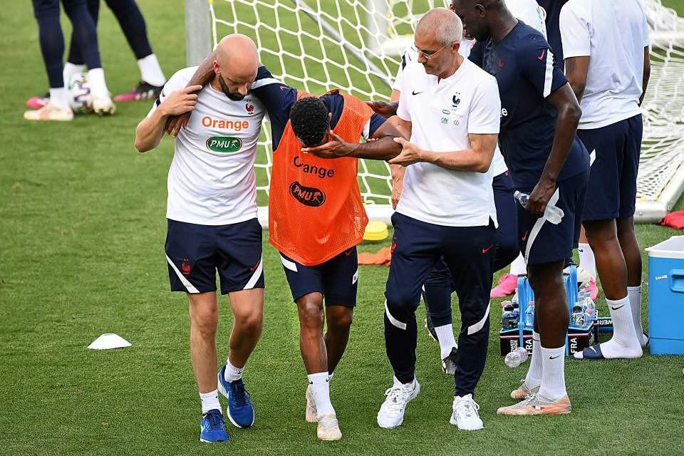 Pháp gặp họa lớn trước vòng 1/8 Euro 2020-2