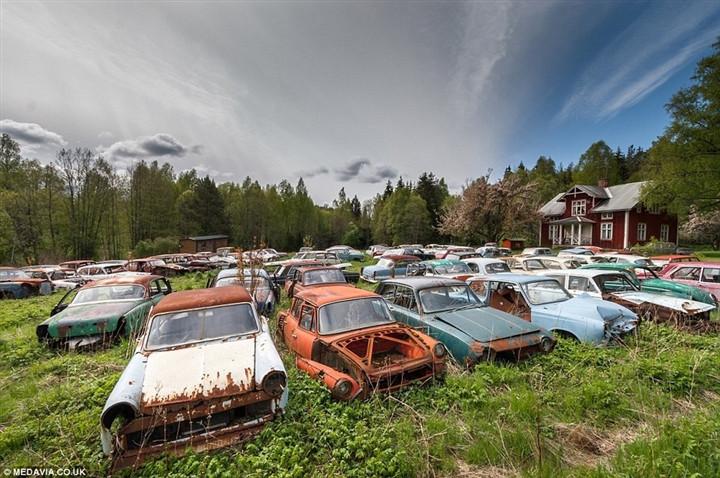 10 nghĩa địa ô tô lớn nhất thế giới-9