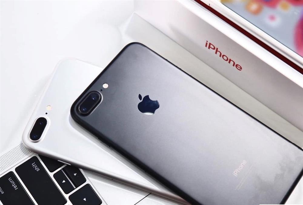Thị trường điện thoại dưới 8 triệu đồng thêm nóng khi iPhone 7 Plus hàng về nhiều và giá càng rẻ-1