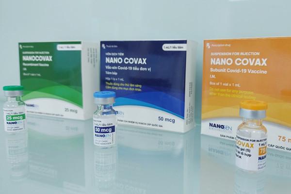 Bộ Y tế tăng tốc độ thử nghiệm Nanocovax, tiêm luôn 13.000 người-1