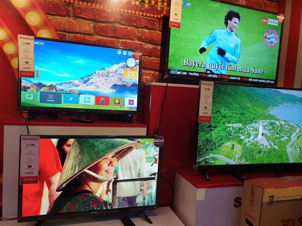 Dàn âm thanh, tivi giảm giá mạnh mùa Euro 2020 cho hình thức mua online giao hàng tận nhà-1