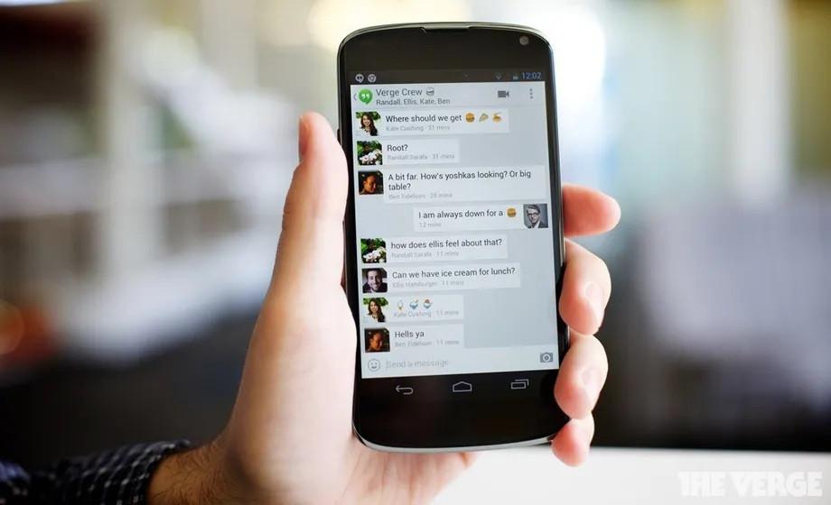 Lược sử ứng dụng nhắn tin lộn xộn của Google-2