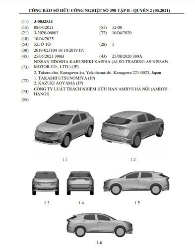 Nhiều xe mới, lạ đăng ký kiểu dáng độc quyền tại Việt Nam-3