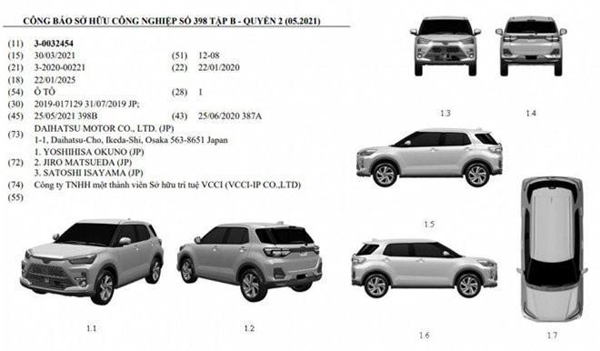 Nhiều xe mới, lạ đăng ký kiểu dáng độc quyền tại Việt Nam-5
