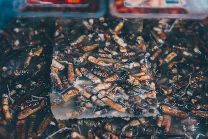 Thạch giun biển, món ăn trông đáng sợ nhưng thử một lần lại dễ nghiện-4