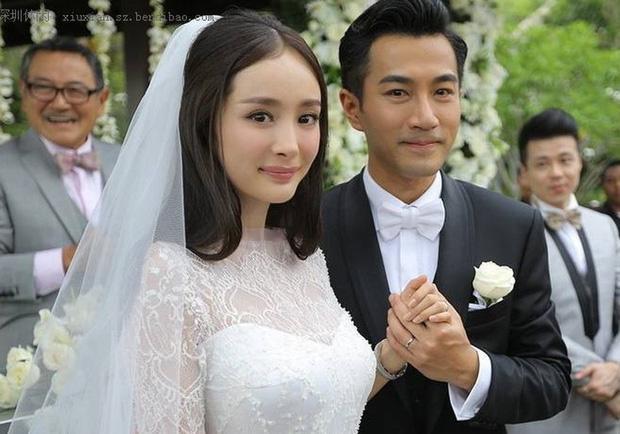 Dương Mịch nói về vụ ly hôn chấn động với Lưu Khải Uy-1
