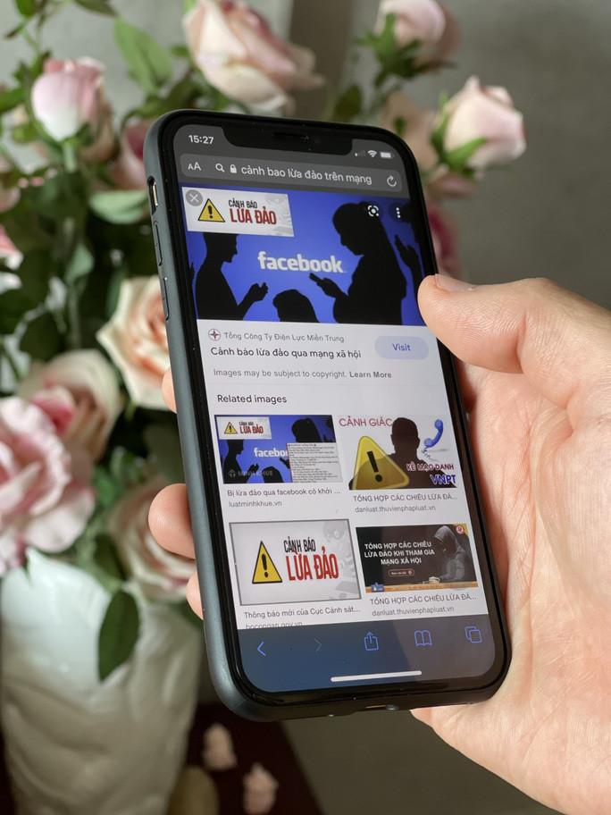 Gửi link khuyến mãi, giả mạo website siêu thị lừa đảo khách mua sắm trong mùa dịch-1