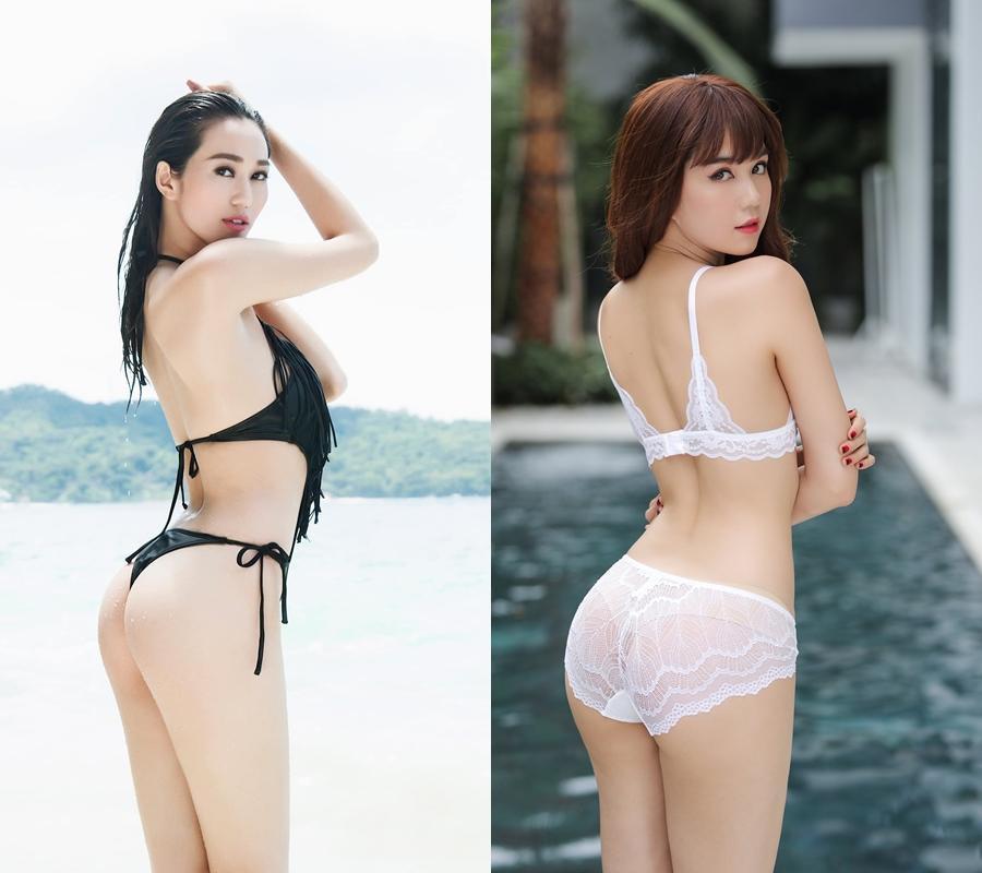 Khánh My đá xéo mẫu nội y sống ảo, Ngọc Trinh cớ gì bị réo tên?-5