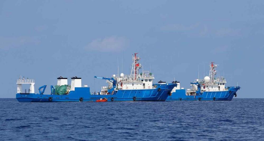 Mỹ phản đối các yêu sách hàng hải phi pháp của Trung Quốc ở Biển Đông