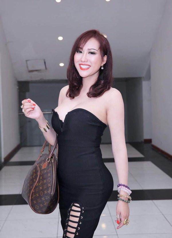 Phi Thanh Vân nghiện phẫu thuật thẩm mỹ 1