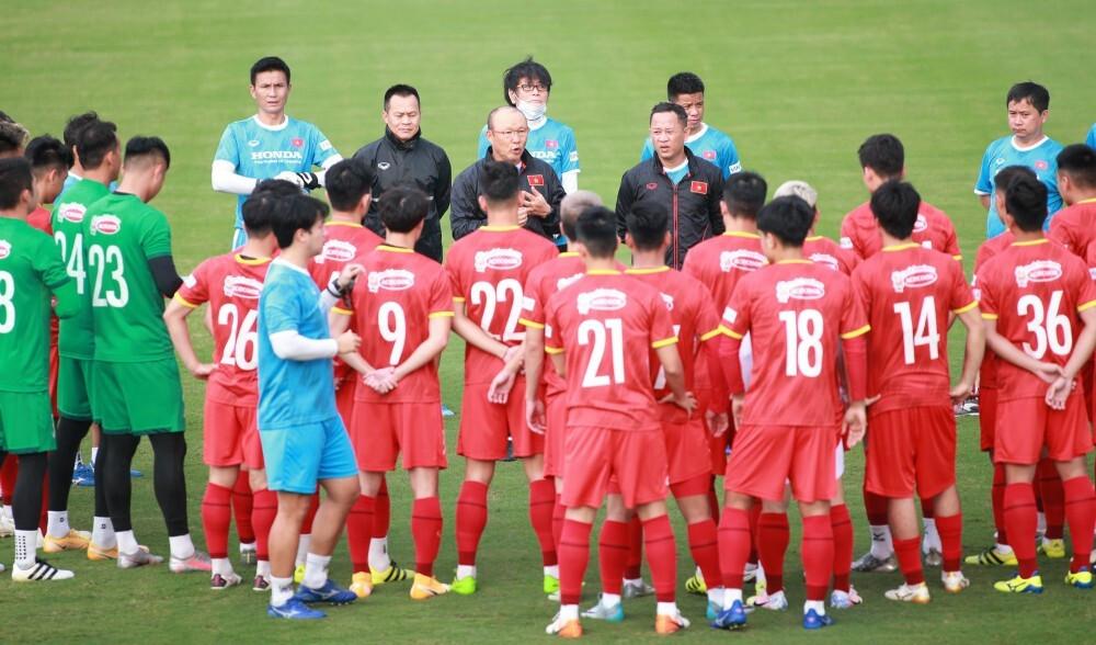 Acecook Việt Nam tài trợ chính Đội tuyển bóng đá quốc gia Việt Nam 2021 – 2024 - 2