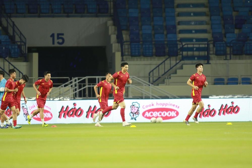 Acecook Việt Nam tài trợ chính Đội tuyển bóng đá quốc gia Việt Nam 2021 – 2024 - 1