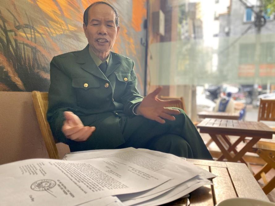 Sau khi được 'giải oan', cựu quân nhân 32 năm đòi quyền lợi tiếp tục bị làm khó - 1