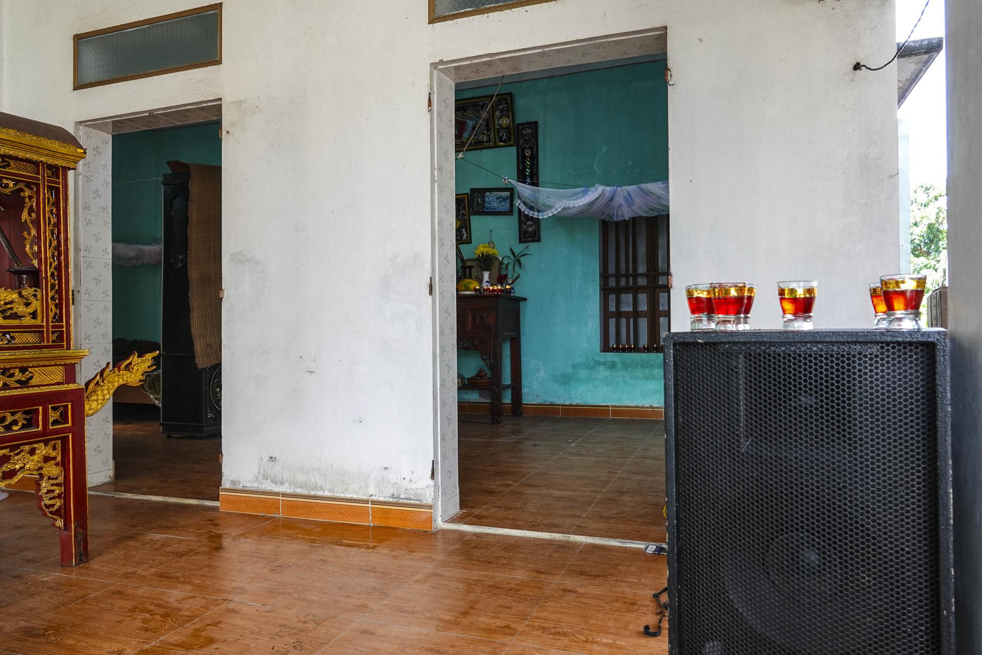 Vụ thảm án ở Thái Bình: Đám tang vội của 3 nạn nhân khiến nhiều người xót xa-12