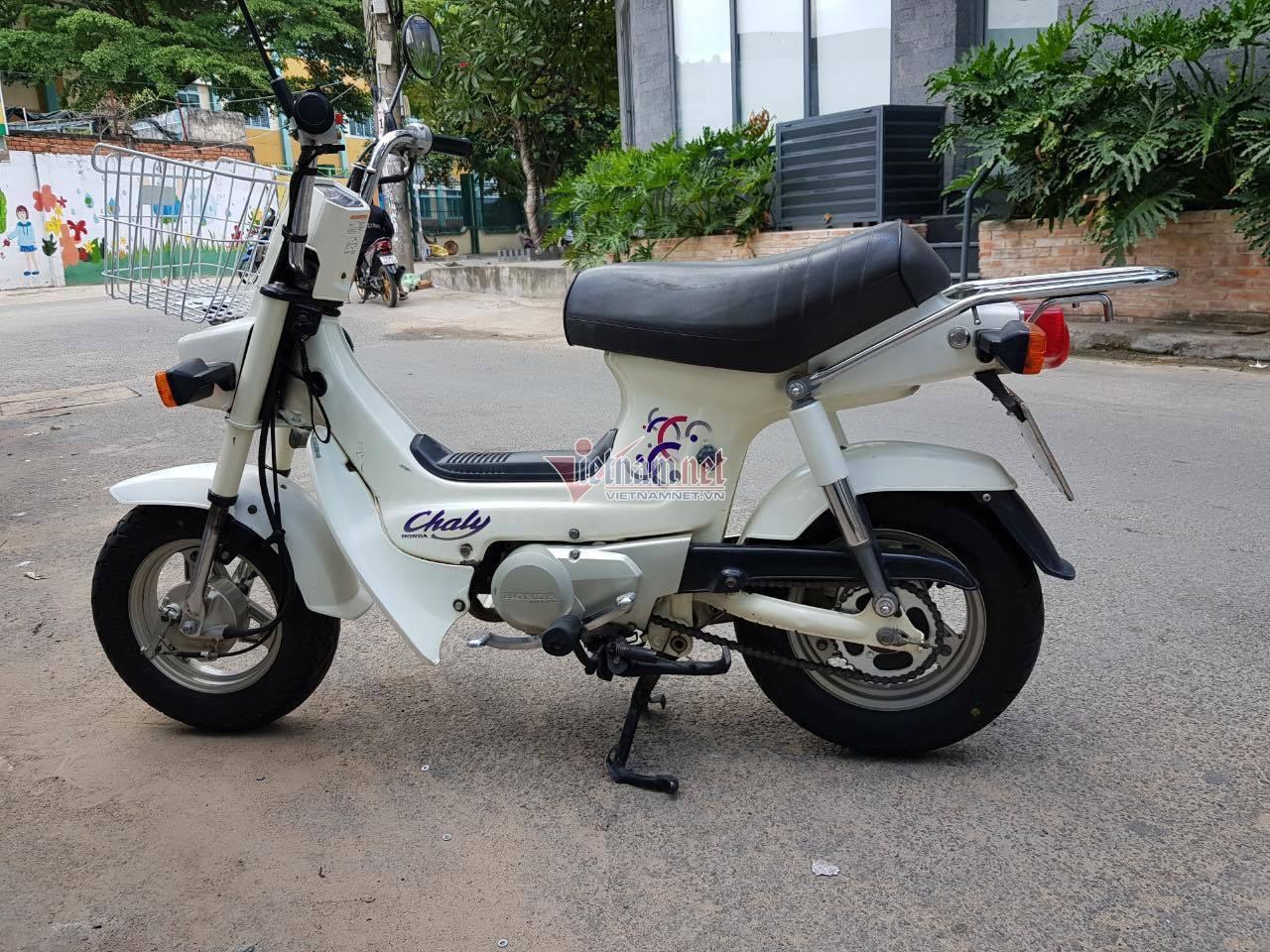 Dàn xe Honda Cub biển tứ quý cực hiếm của dân chơi Sài Gòn-4