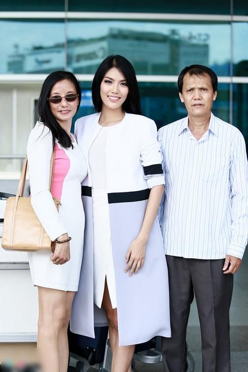 Hé lộ gia thế khủng, dòng dõi quyền quý của các Hoa hậu Việt-14