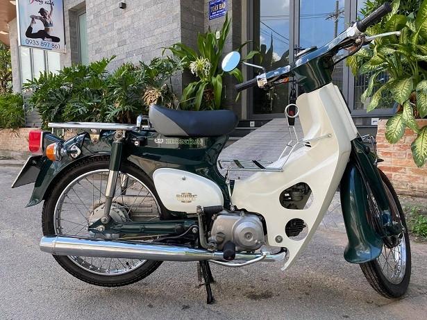 Dàn xe Honda Cub biển tứ quý cực hiếm của dân chơi Sài Gòn-2