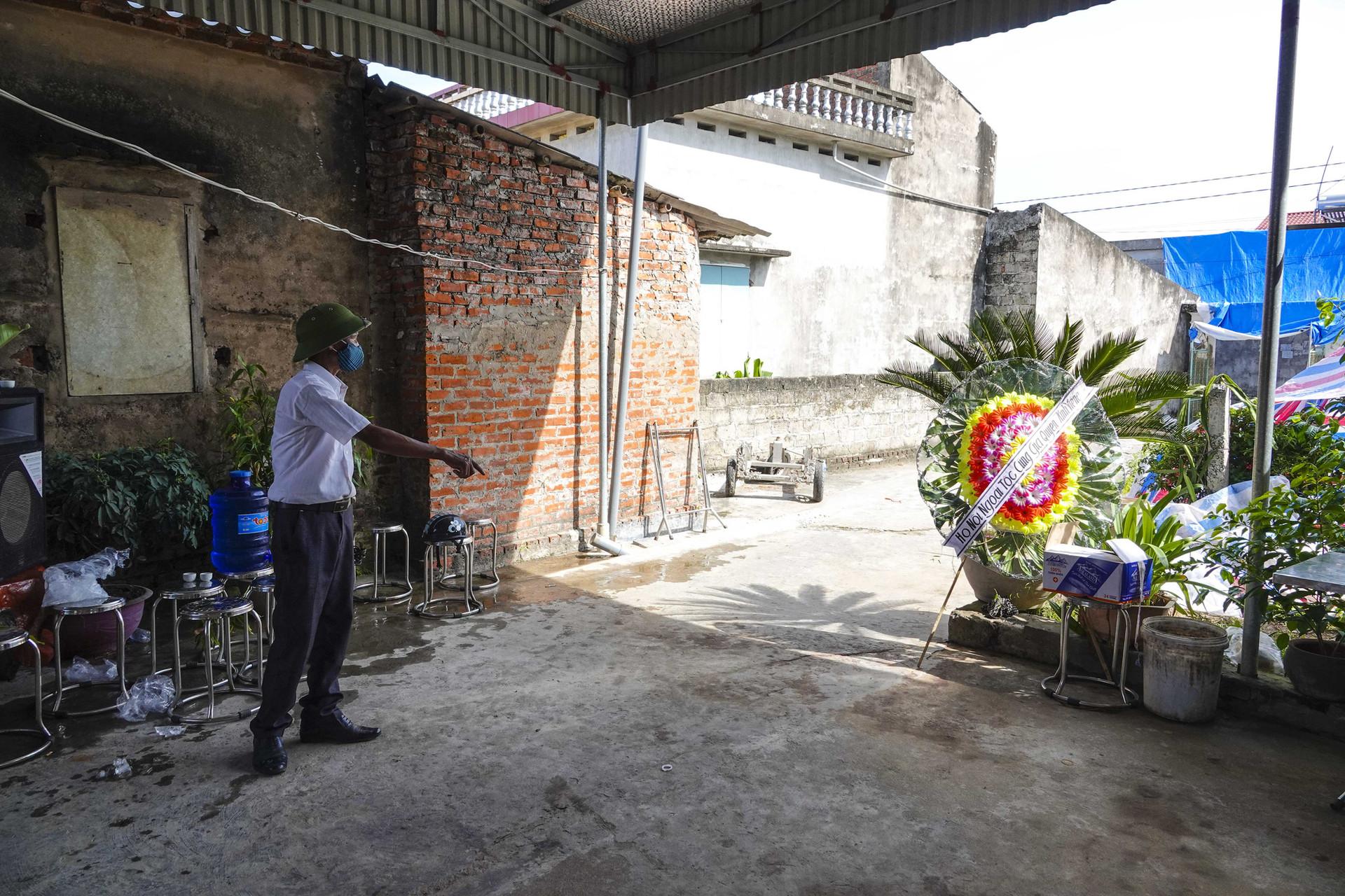 Vụ thảm án ở Thái Bình: Đám tang vội của 3 nạn nhân khiến nhiều người xót xa-11