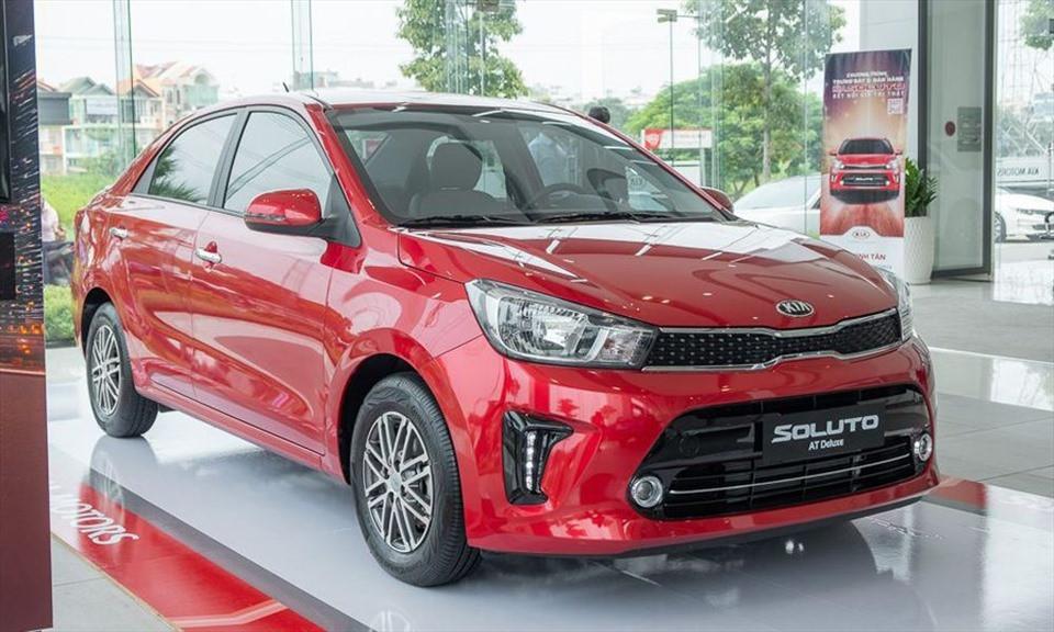 Xe chạy dịch vụ: Toyota Vios hay Kia Soluto mới thực sự là ông hoàng?-1