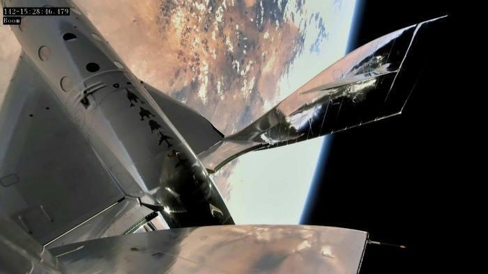 Cuộc đua du lịch vũ trụ của các tỷ phú thế giới-2