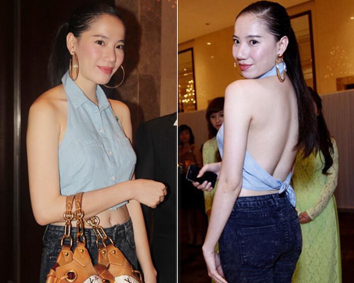 Những chiếc váy đúng người, sai thời điểm, nhiều sao Việt vì yêu cứ đâm đầu-13