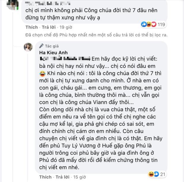 Hậu duệ nhà Nguyễn xin Hoa hậu Hà Kiều Anh hãy cẩn trọng với lịch sử-4