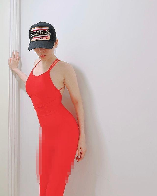 Sao Việt mặc đồ tập: Người khoe dáng sexy - kẻ bị chê phản cảm-9