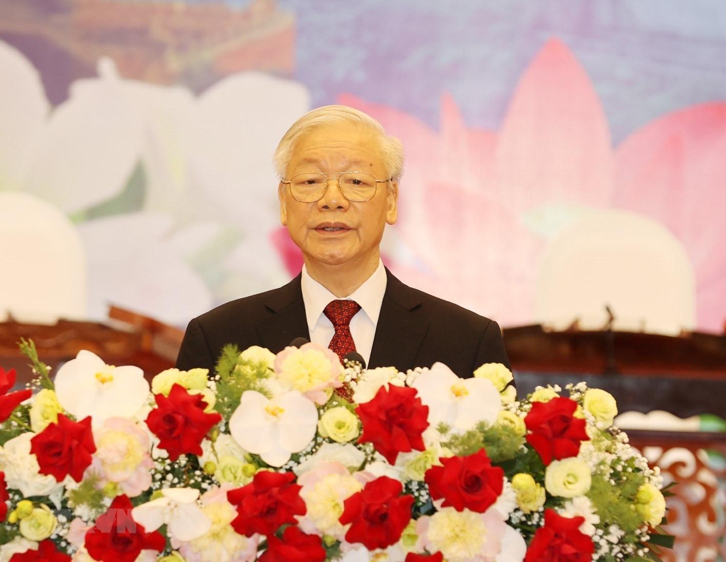 Hoc gia Canada danh gia cao bai viet cua Tong Bi thu Nguyen Phu Trong hinh anh 1