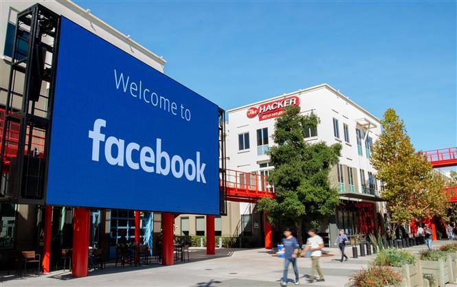 Gia tri von hoa cua Facebook lan dau len nguong nghin ty USD hinh anh 1