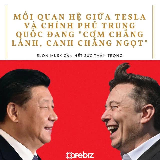 Giấc mộng Trung Hoa sớm nở tối tàn của Elon Musk - Ảnh 3.