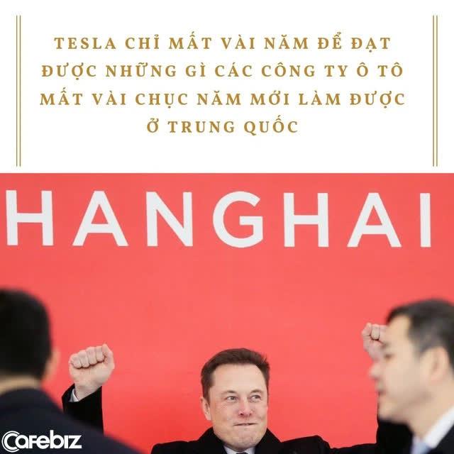 Giấc mộng Trung Hoa sớm nở tối tàn của Elon Musk - Ảnh 2.