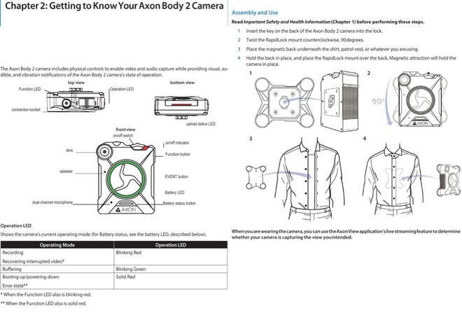 Để chặn nguồn rò rỉ thông tin ở Trung Quốc, Apple bắt các công nhân phải đeo camera trên người - Ảnh 2.