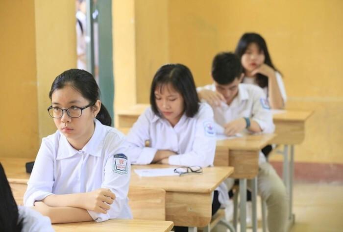 Hà Nội: 21 thí sinh liên quan COVID-19 được tuyển thẳng vào lớp 10 - 1