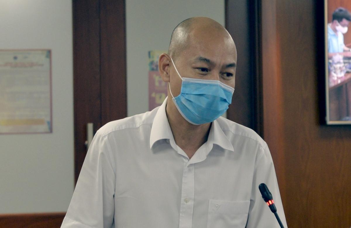 Phó Giám đốc Sở Công Thương TP.HCM lý giải vì sao rau củ quả tăng giá mạnh - 2