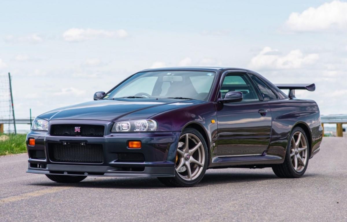 Cận cảnh hàng hiếm Nissan Skyline GT-R với chỉ 30 chiếc được xuất xưởng-1