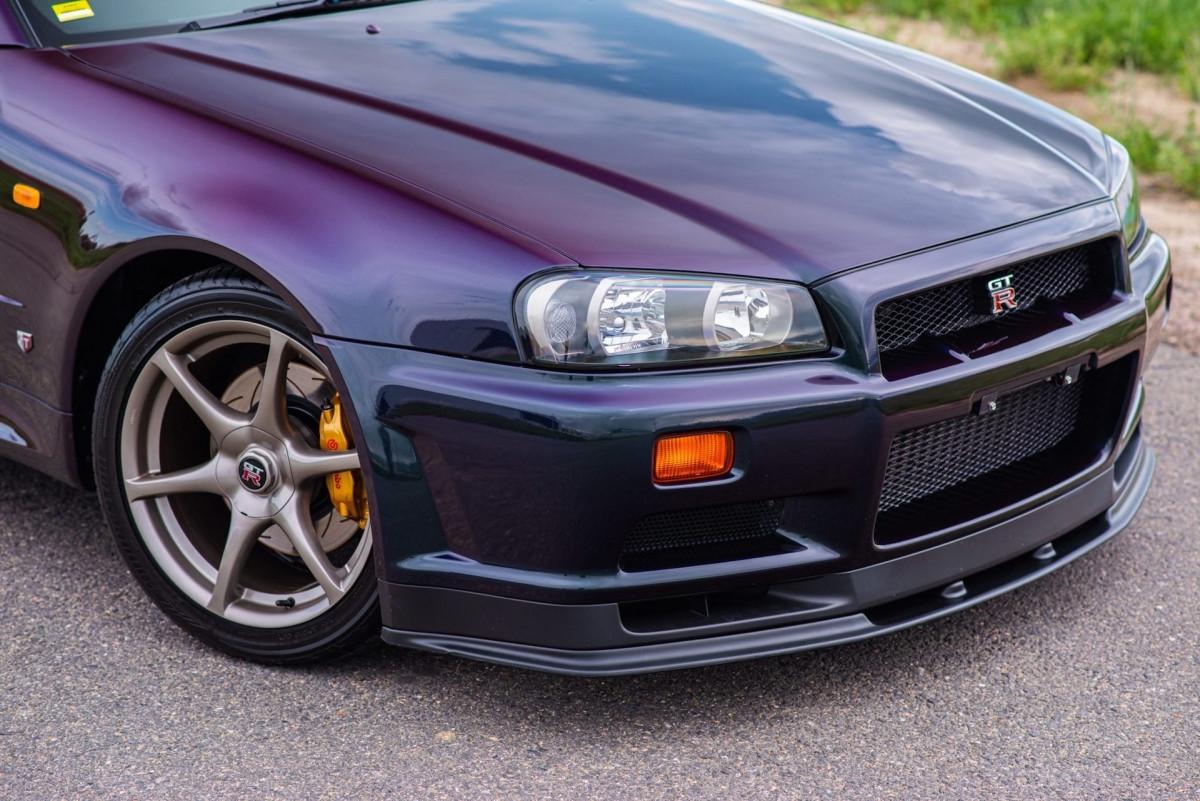 Cận cảnh hàng hiếm Nissan Skyline GT-R với chỉ 30 chiếc được xuất xưởng-5