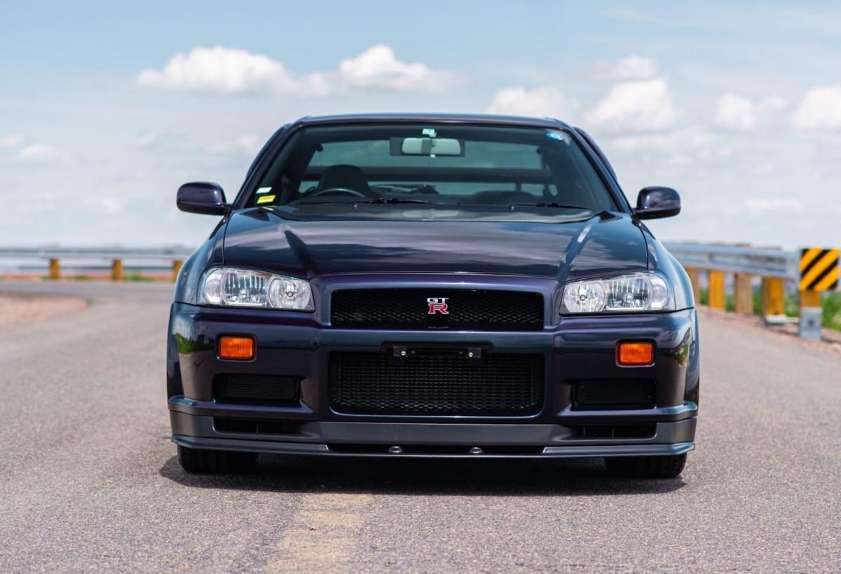 Cận cảnh hàng hiếm Nissan Skyline GT-R với chỉ 30 chiếc được xuất xưởng-2