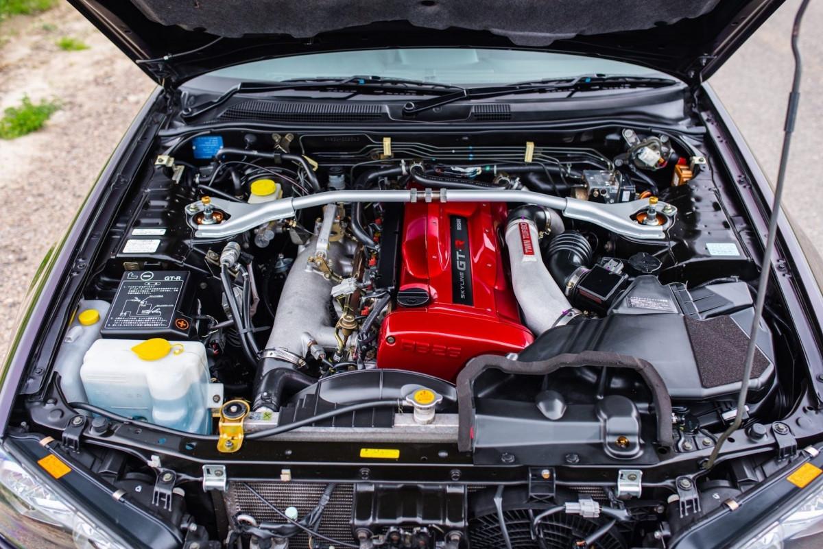 Cận cảnh hàng hiếm Nissan Skyline GT-R với chỉ 30 chiếc được xuất xưởng-9