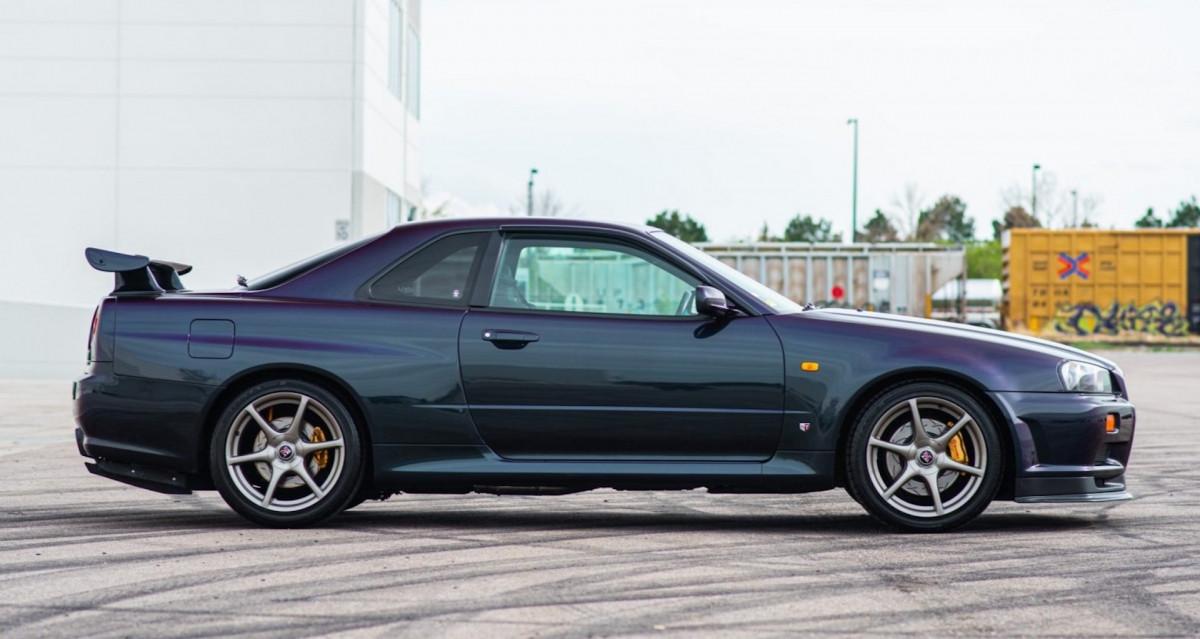 Cận cảnh hàng hiếm Nissan Skyline GT-R với chỉ 30 chiếc được xuất xưởng-7