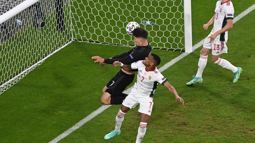 Kai Havertz tự tin thắng Anh trong 90 phút, không cần đến loạt luân lưu-1